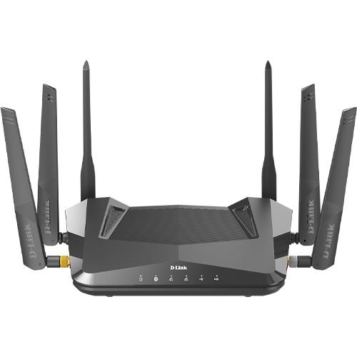 【限時至0831】 D-Link 友訊 DIR-X5460 AX5400 Wi-Fi 6 雙頻無線路由器