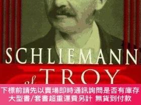 二手書博民逛書店Schliemann罕見of Troy: Treasure and Deceit-特洛伊的施利曼:財富與欺騙Y