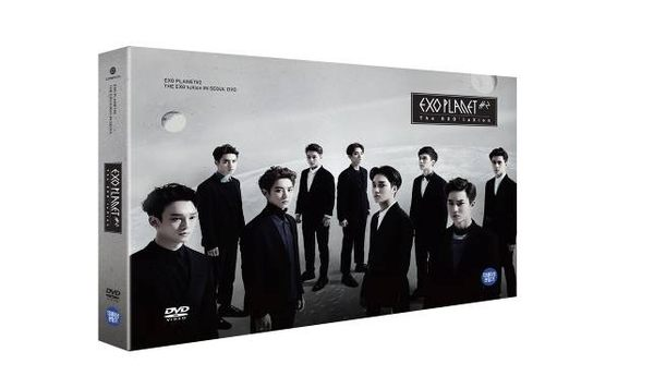 EXO PLANET #2 The EXO'luXion in Seoul 雙DVD 台壓繁體中文版 (音樂影片購)