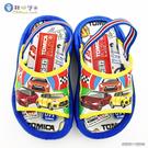 童鞋城堡-Tomica多美汽車 賽車款 男童戶外拖 TM1822 藍