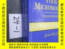 二手書博民逛書店Modern罕見Food Microbiology24-1Y154527 ames M. Jay   Aspe