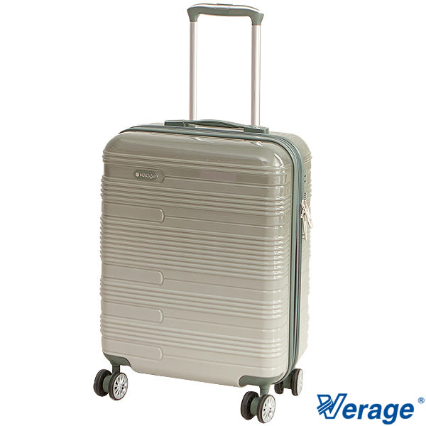 Verage 維麗杰 19吋 漸層鋼琴系列登機箱(灰)