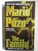 【書寶二手書T3/原文小說_ICT】The Family_Mario Puzo