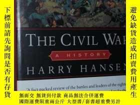 二手書博民逛書店◇英文原版書罕見The Civil War: A History