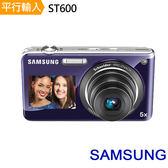 SAMSUNG ST600 3.5吋觸控螢幕智能濾鏡數位相機*(中文平輸)-福利品出清