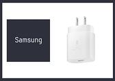 SAMSUNG 原廠 25W Type C 閃電快速旅行充電器-白 Note20/Note10系列款 (密封袋裝)