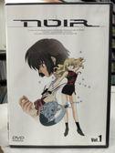 影音專賣店-P10-591-正版VCD-動畫【黑色天使1 1-2話】-日語發音