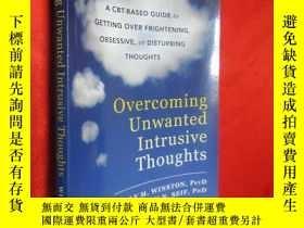二手書博民逛書店Overcoming罕見Unwanted Intrusive T