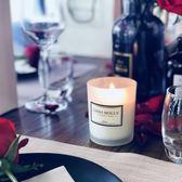 無煙安神香氛香薰蠟燭杯大豆蠟臥室新婚禮物禮盒凈化空氣 黛尼時尚精品