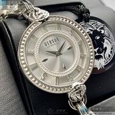 VERSUS VERSACE凡賽斯女錶36mm銀白錶面銀色錶帶