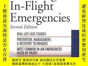 二手書博民逛書店Handling罕見In-Flight Emergencies-處理飛行中的緊急情況Y443421 Jerry