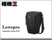 ★相機王★Lowepro Toploader Zoom 55 AW II 專業三角背包 相機包 槍套