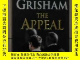 二手書博民逛書店英文原版罕見The Appeal by John Grisham