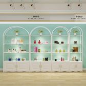 展示櫃 化妝品貨架簡易美容多層展示架櫃陳列櫃家用多功能置物架自由組合·夏茉生活YTL