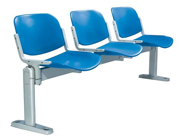 HY-Y195-7  2人座3012排椅(藍色)