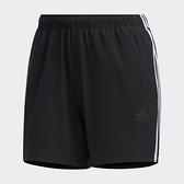 Adidas MH 1/4 SHORTS 女款黑色運動短褲-NO.FT2878