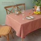 時尚可愛空間餐桌布 茶几布 隔熱墊 鍋墊 杯墊 餐桌巾854 (90*130cm)