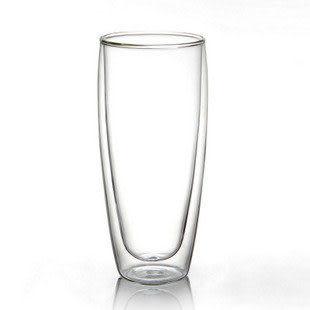 純手工雙層隔熱杯
