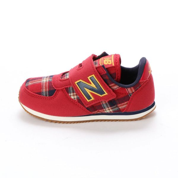 New Balance 童鞋系列 LIFESTYLE KIDS嬰幼童0-4歲 NO.KV220RCI