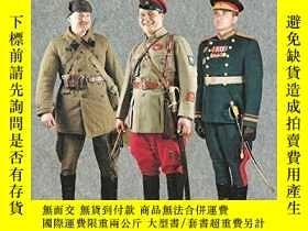 二手書博民逛書店Red罕見Army Uniforms 1918-1945Y364682 Anton Shalito Impri