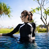 新款泳衣女士運動連體