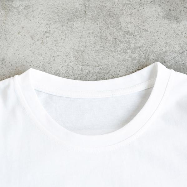 MUMU【T28457】Carosello圖案印花上衣。白/杏
