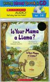 (二手書)Is Your Mama A Llama (Book+CD)