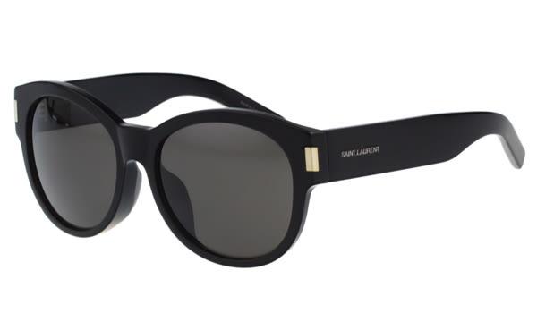 YSL -時尚太陽眼鏡(黑色)