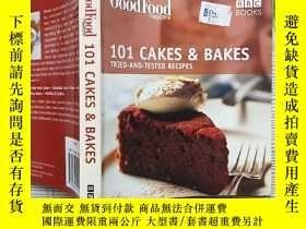 二手書博民逛書店Good罕見Food: Cakes & Bakes: Tried