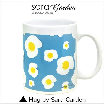 客製 手作 彩繪 馬克杯 Mug 手繪 插畫 可愛 荷包蛋 蛋  咖啡杯 陶瓷杯 杯子 杯具 牛奶杯 茶杯