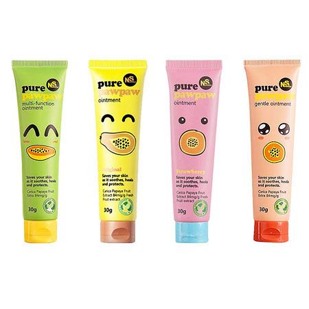 澳洲 Skin Nutrient 澳肌萊 木瓜霜 30g 木瓜霜 護手霜 萬用霜 護膚霜