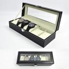 手錶盒 質感皮革收納盒(6支裝)NAWA...