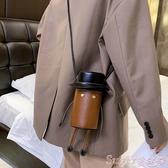 側背包可愛小包包女包新款2020潮高級感洋氣百搭斜背包女百搭ins側背包 美包交換禮物