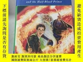 二手書博民逛書店HARRY罕見POTTER and the half-Blood prince:《哈利波特與混血王子》Y212