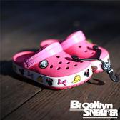 Crocs  粉紅米妮 涼鞋 童鞋 (布魯克林) 2018/1月 2049936NP