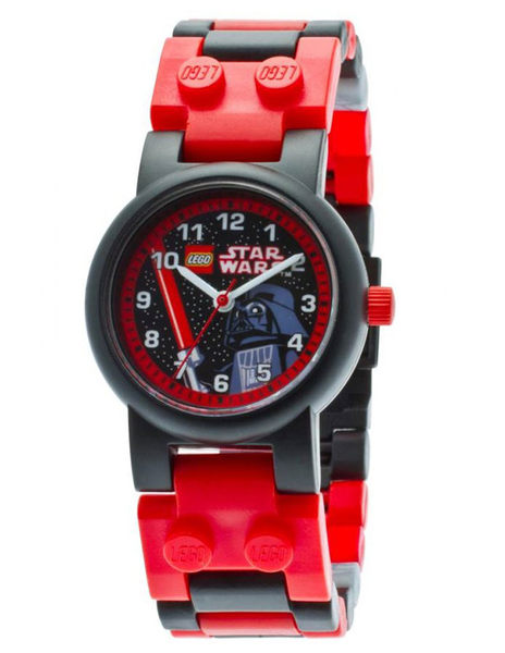 LEGO樂高 兒童手錶Star Wars 星際大戰系列 - Darth Vader 黑武士