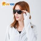 UV100 防曬 抗UV Polarized太陽眼鏡-究極厚框
