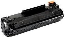 HP CF283X副廠黑色高容量碳粉匣 適用LJP M125/M127/M201/M202(全新匣非市面回收匣)