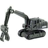 TOMICA 多美小汽車 NO﹒120 EXCAVATOR GRAPPLE SPEC