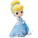 Banpresto 迪士尼Q Posket Disney 灰姑娘(一般色)14cm BD35492原廠公司貨