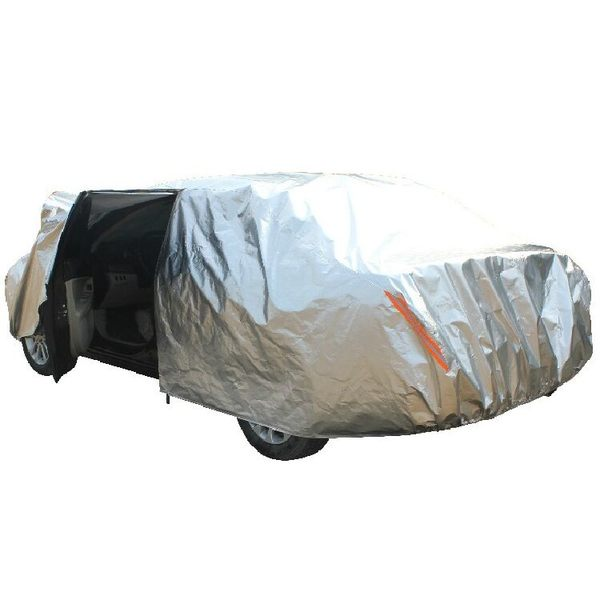 雅閣車衣車罩鋁膜隔熱防曬防雨