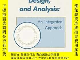 二手書博民逛書店Measurement,罕見Design, And AnalysisY255562 Elazar J. Ped