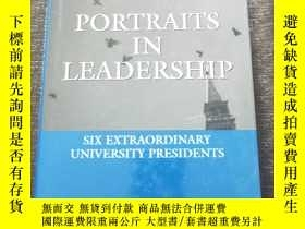 二手書博民逛書店PORTRAITS罕見IN LEADERSHIP Six Ext