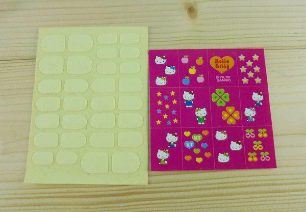 【震撼精品百貨】Hello Kitty 凱蒂貓~KITTY DIY組-DIY組-指甲貼DIY-銀粉