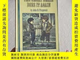 二手書博民逛書店1975年,英文原版,the罕見great brain does