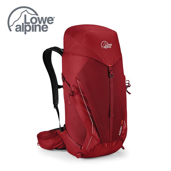 Lowe Alpine Aeon 35  輕量休閒 | 多用途背包 赤褐色 #FTE65