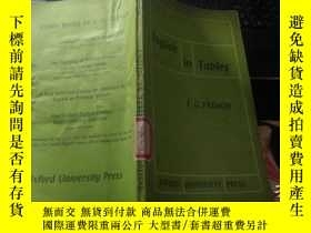 二手書博民逛書店English罕見in tables 英語法表解Y3701 F.G.FRENCH OXFORD UNIVERS