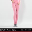 3M吸濕排汗技術 內裡刷毛 機能保暖排汗長褲 發熱褲 女生款 粉紅(四色可選)