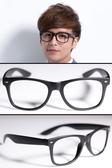 男女鏡框 韓版復古 偶像劇 鏡框 學生眼鏡