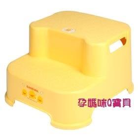 台灣製黃色小鴨浴室雙層多功能防滑椅/階梯座椅/墊腳階梯&座椅二合一/防滑設計最安全83447